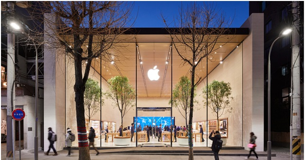 Sell iPad in Australia at Apple stores