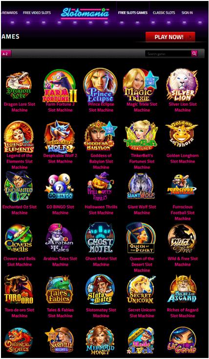 Slotomania casino pokies to play for free