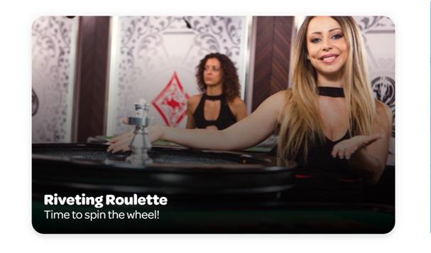 Spin Casino - European Roulette