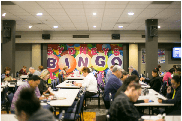 Star Casino to play Bingo