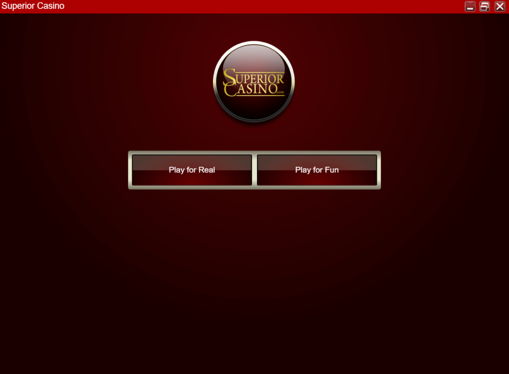 Superior casino play free pokies or play pokies with real money