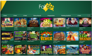 What are Single Jackpot Pokies Games at Fair Go Online Casino