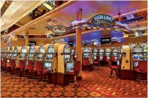 What are the high limit casino games to play online