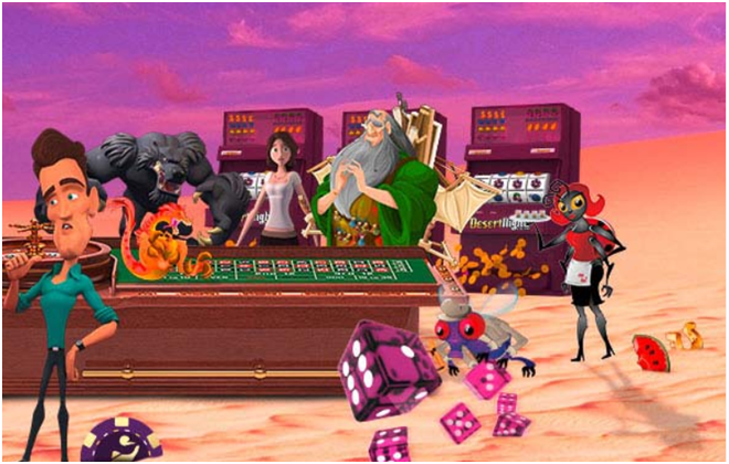 What is Gamification casino