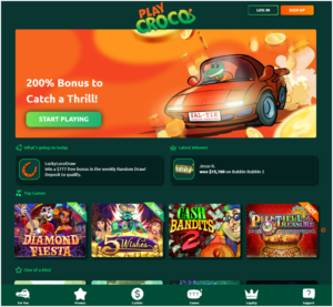 Which is the new online casino in Australia?