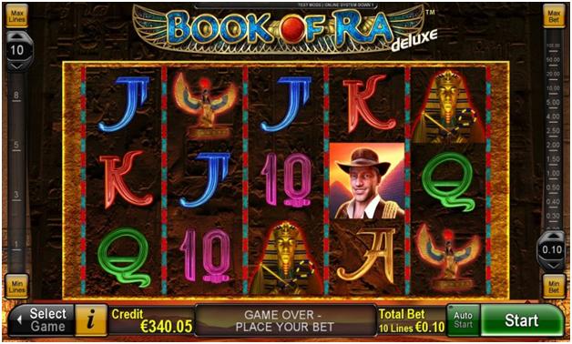 Book Of Ra Online Mystery Bilder
