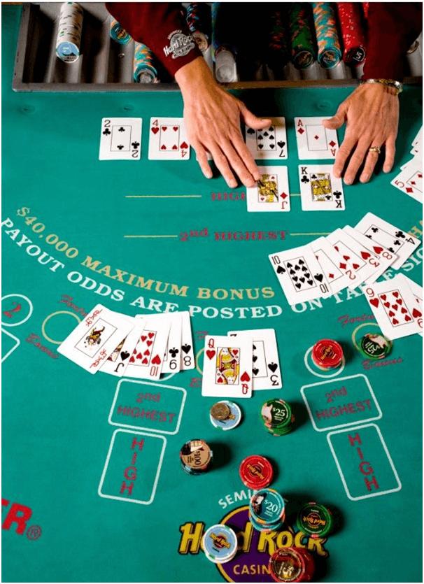 Poker games pai gow