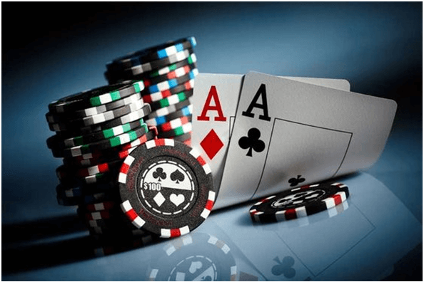 Rare poker games