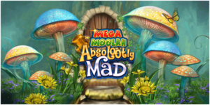 How to play the Absolootly Mad Mega Moolah jackpot pokies?